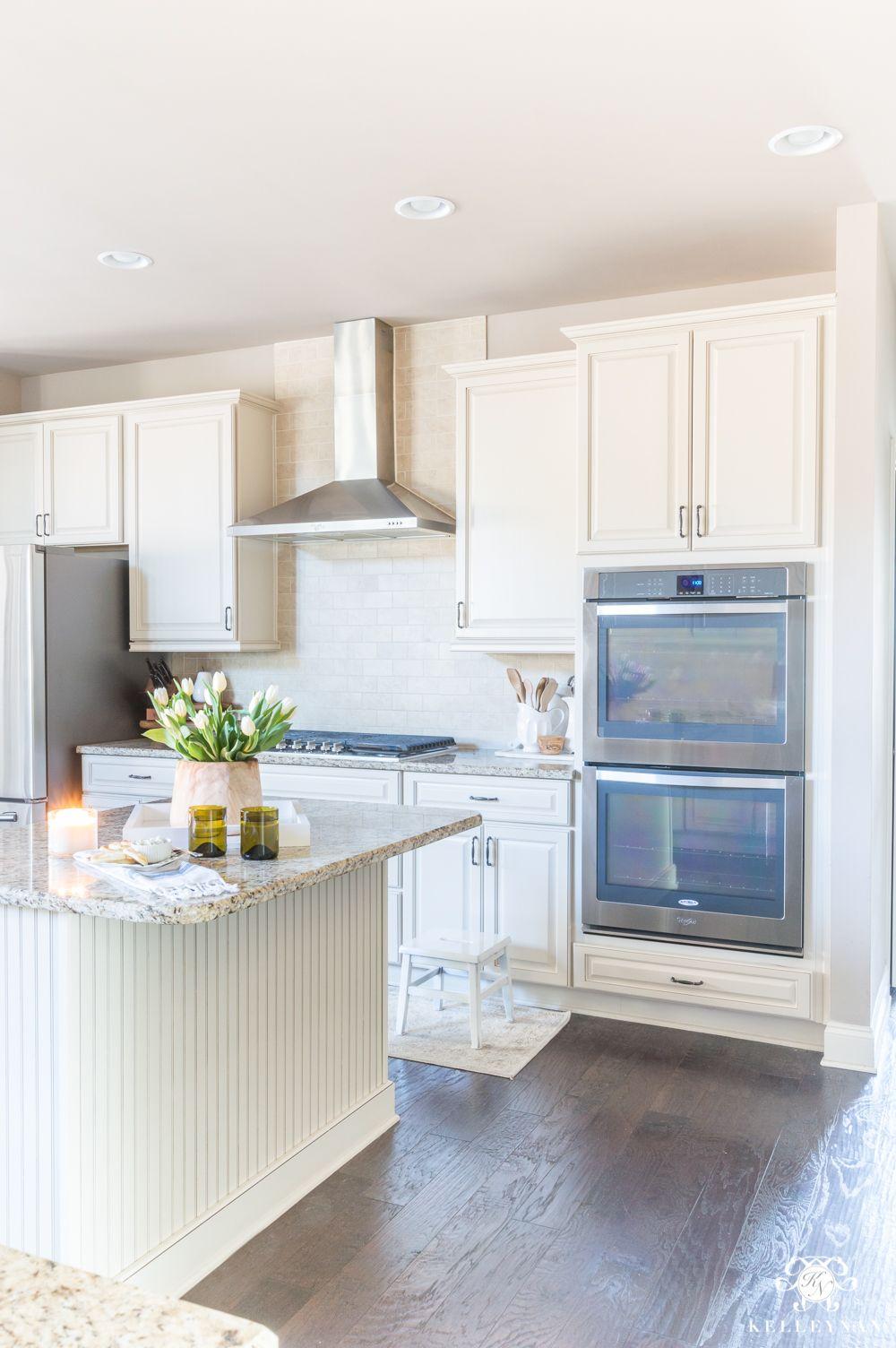 Organization Ideas For A Kitchen Cabinet Overhaul Kelley Nan Custom Kitchen Cabinets Kitchen Renovation Kitchen Design Decor
