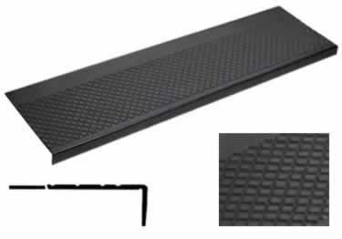 Best Rubber Stair Treads Non Slip Outdoor Use Large Image 5 400 x 300