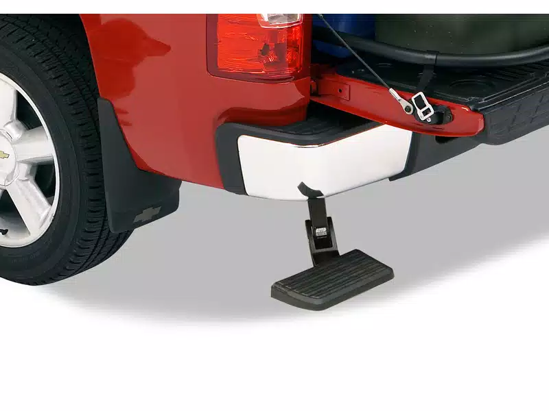 AMP Research Bed Step Tailgate step, Chevy silverado