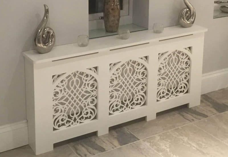 photo credit: Yorkshire Wonders Bespoke radiator covers