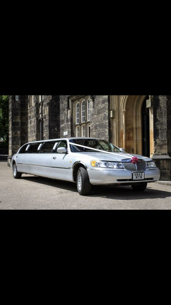 Ebay Ford Lincoln Towncar 120 Stretch Limousine Wedding Car