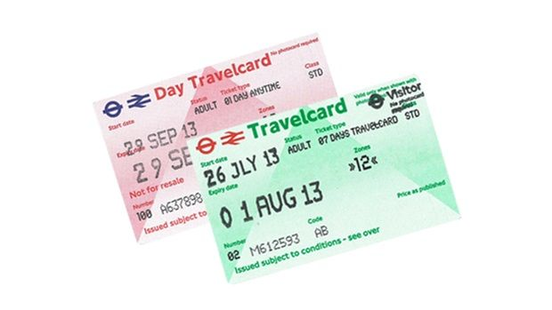 London Transport Page Includes Info About Fees Has A Trip Planner