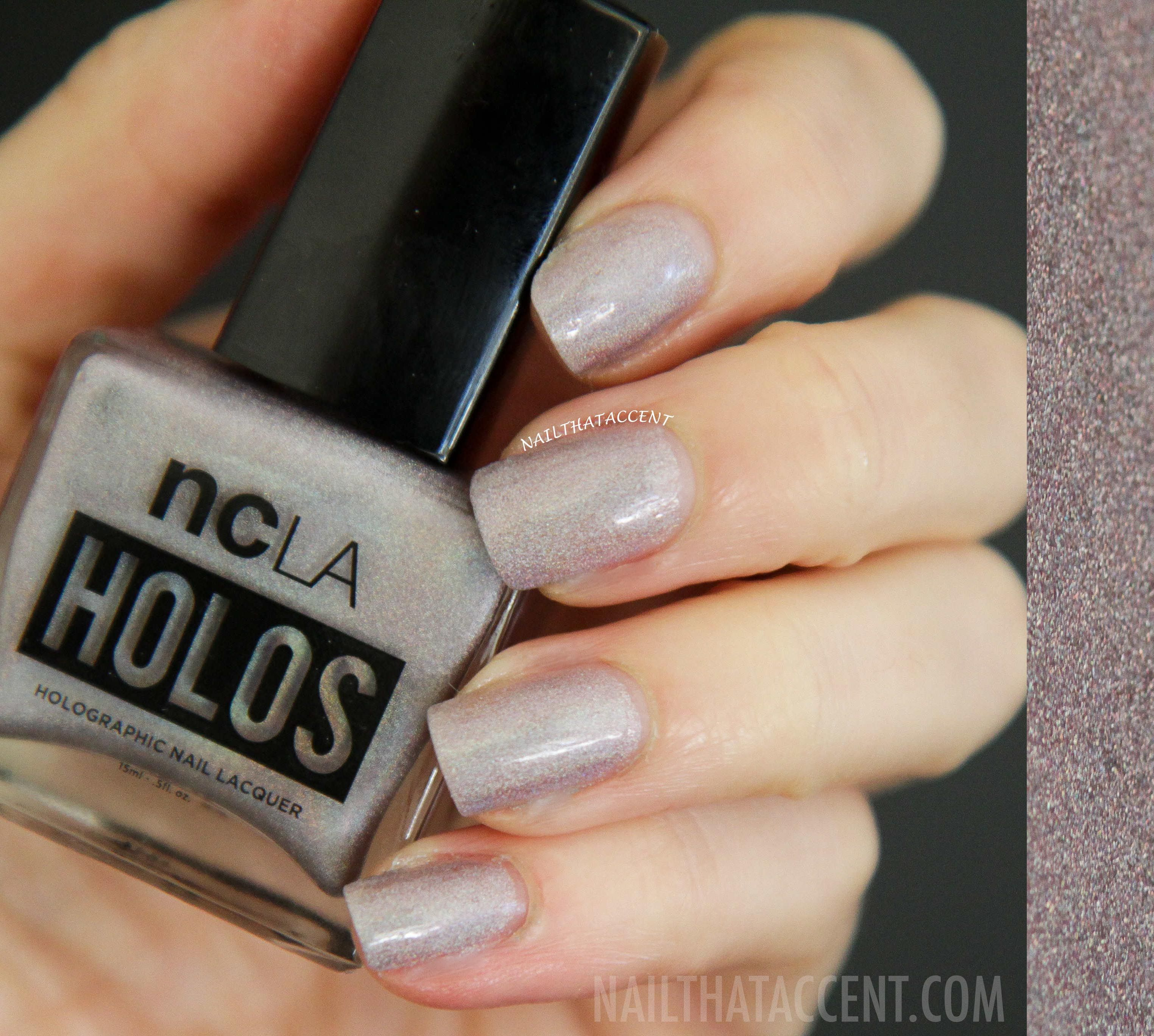 ncLA Vacation on Mars swatch | Nail Polish Swatches | Pinterest | Swatch
