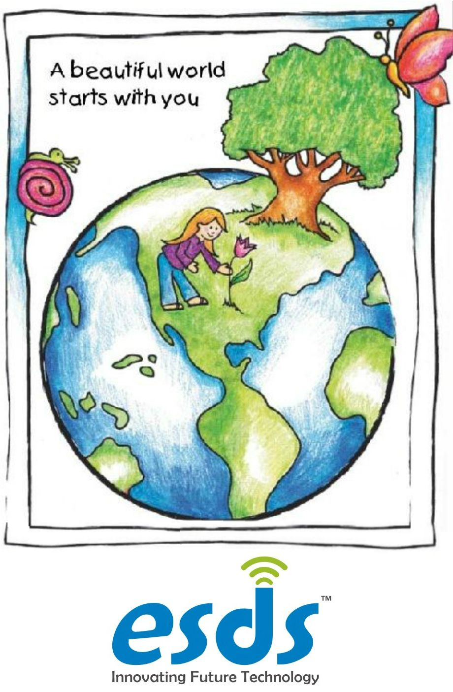 World Environment Day - 5 June http://www.esds.co.in | Cloud ...