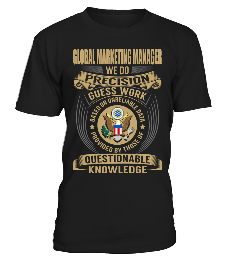 Global Marketing Manager