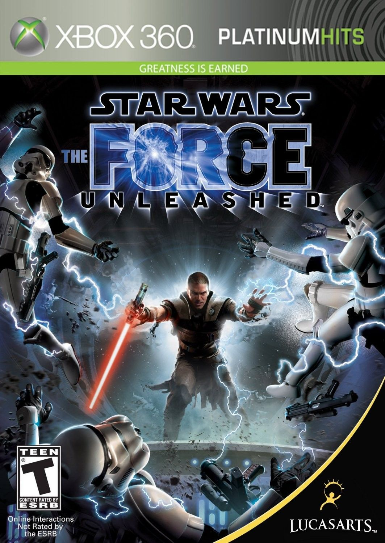 Videojuego Star Wars The Force Unleashed Xbox 360 Kemik Guatemala Star Wars Xbox 360 Juegos Xbox