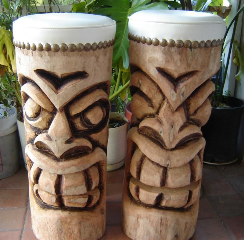 Tiki Bar Stools My Dream House That Will Never Happen