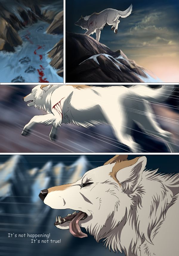 Off White Part 96 Off White Comic Wolf With Blue Eyes Anime Wolf Drawing