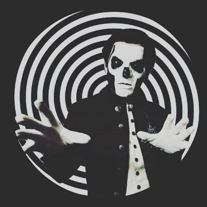 Pin De Esteban Mendoza Mendez En Ghost Bandas Musicales