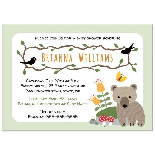 15+ Little Cub On The Way Clipart Woodland Animal…