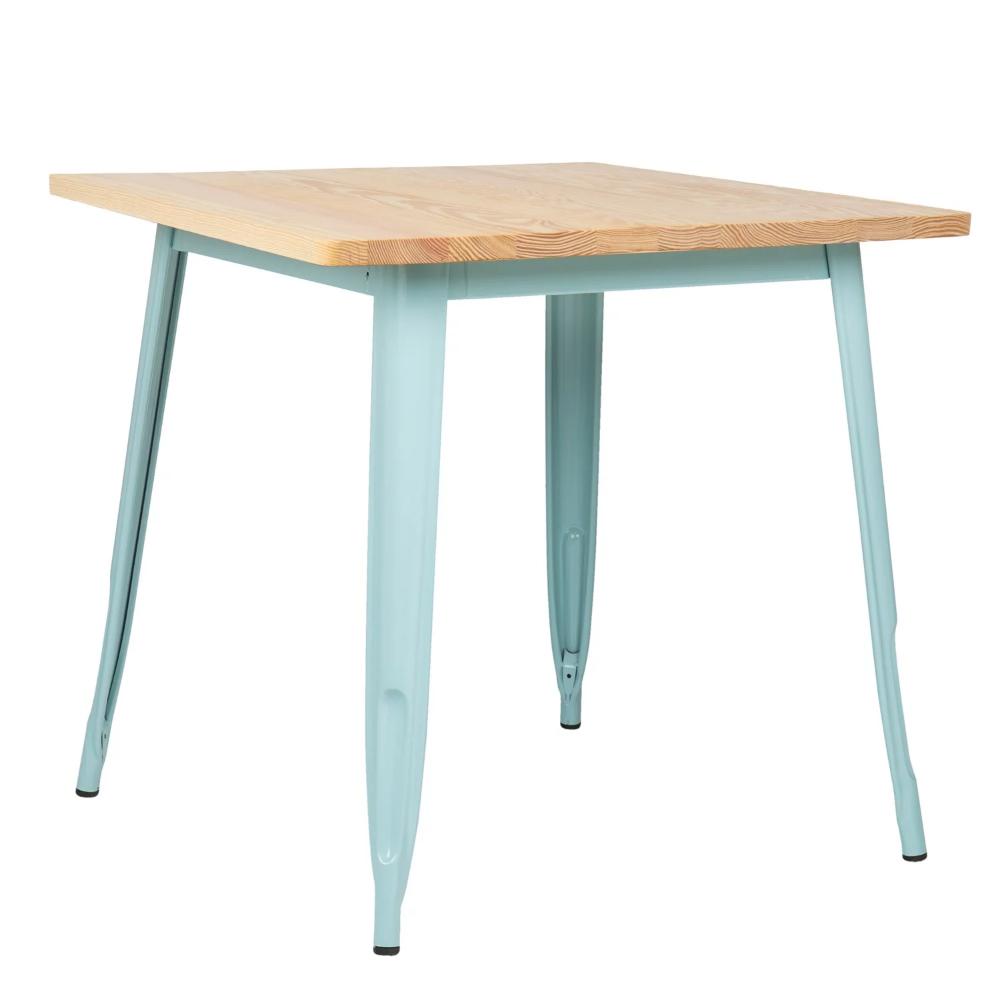 Tisch Lix Holz 80x80 80x80 Holz Lix Tisch In 2020 Holz Tisch Esstisch