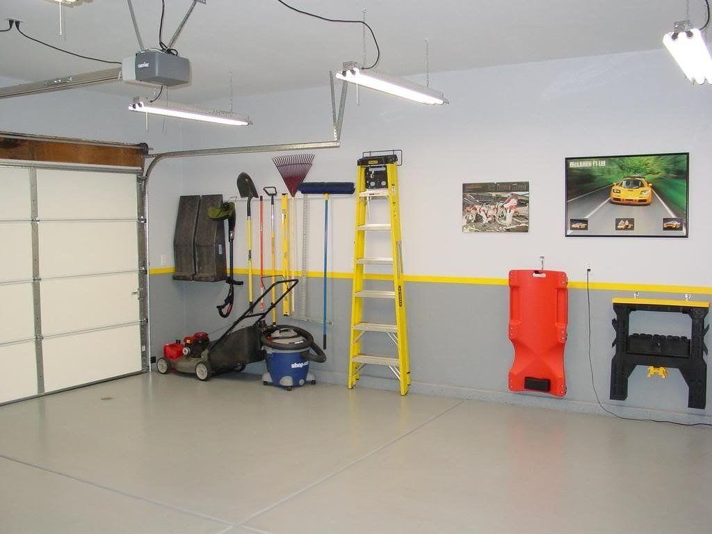 Garage Wall Storage Panels