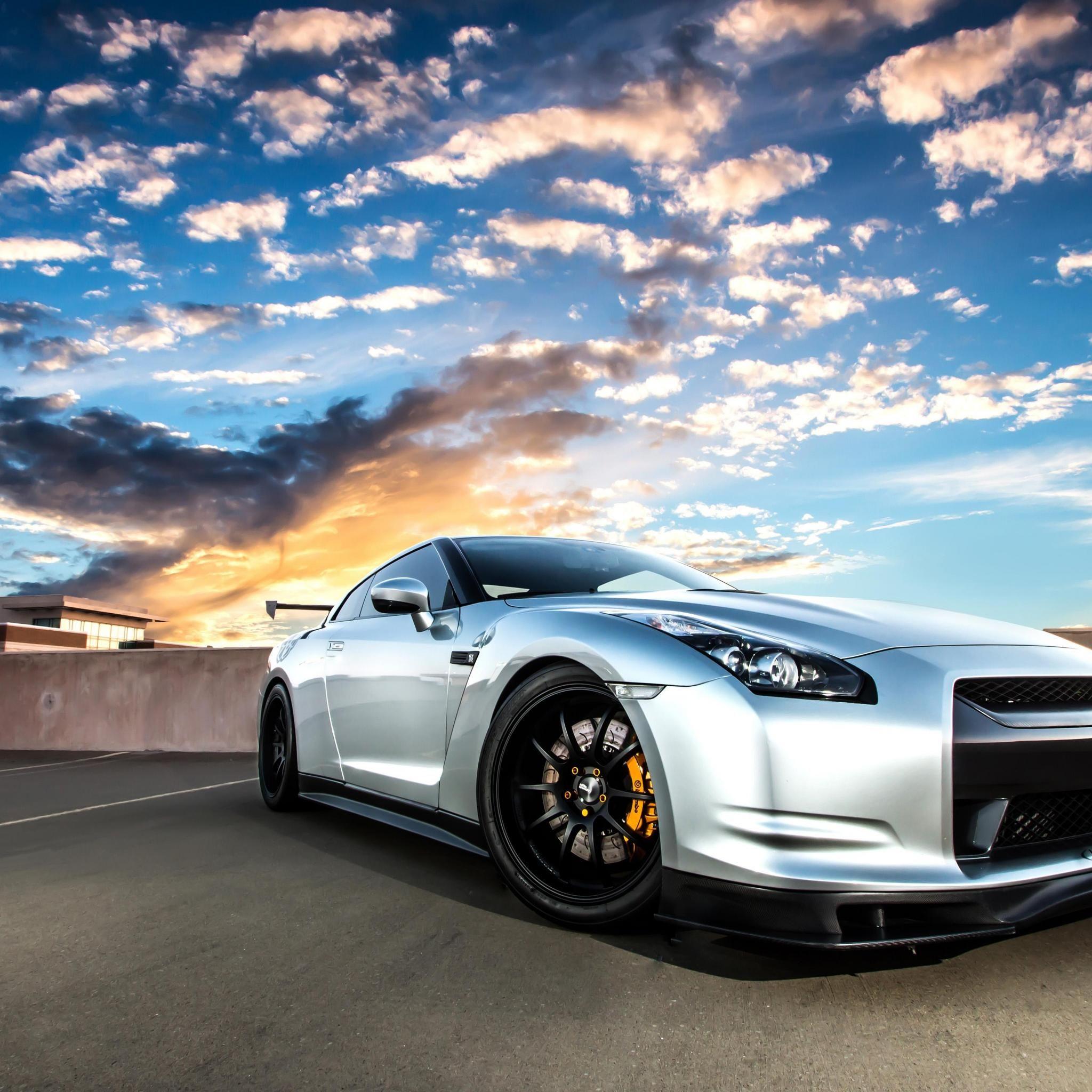 Nissan Gtr Ipad Wallpaper