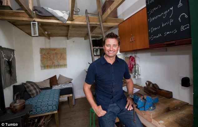 Woodland retreat featured on Channel 4\'s Amazing Spaces torched by ...