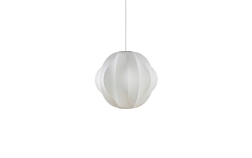 Herman Miller Nelson Orbit Pendant Lamp Medium At Dwr In 2020 Pendant Lamp Lamp Design Nelson Bubble Lamp