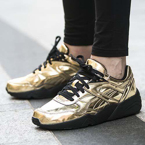 puma r698 gold