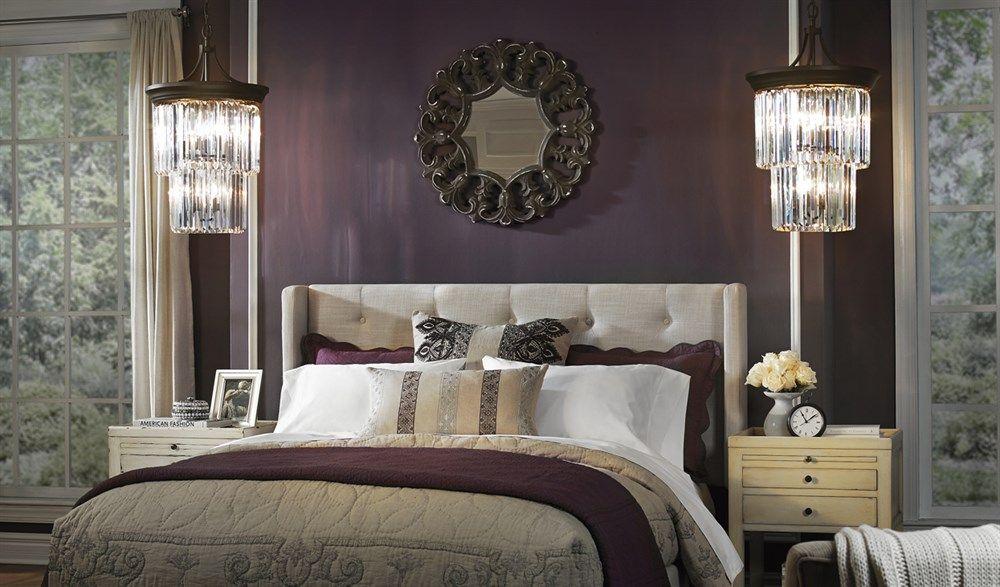 Chandelier Lighting Over Nightstand Bedroom Decor Lights Bedroom Light Fixtures Floor Lamp