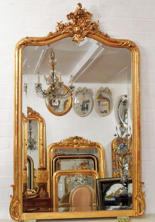 Antieke Spiegel Frans.Schouw Spiegel Frans Home Sweet Home Spiegel Antieke