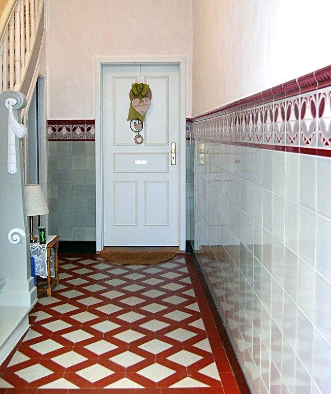 Wandfliese Jugendstil Geometrisch Badezimmer Jugendstil Jugendstil Mobel Jugendstil