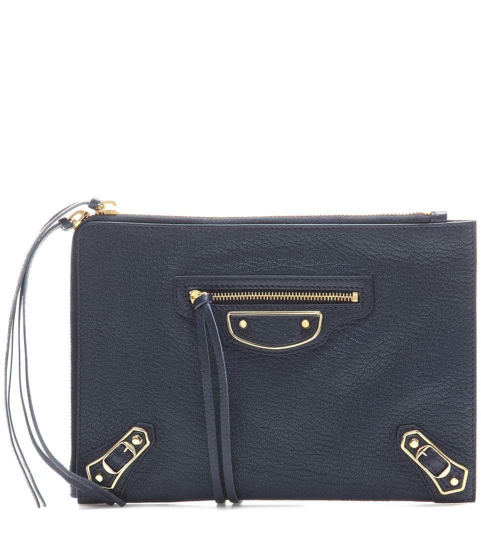 Balenciaga Wallet Clutch
