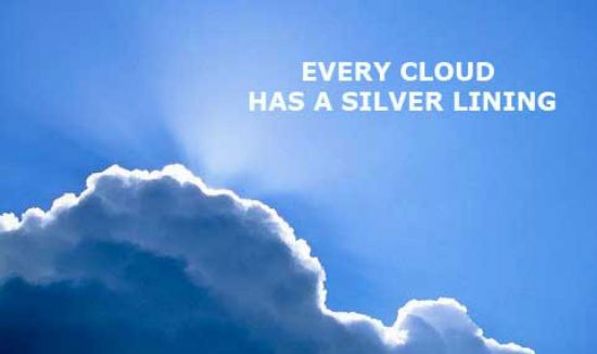 Every Cloud Has A Silver Lining Cloud Email Security Silver