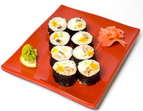 Суши делаем дома рецепт