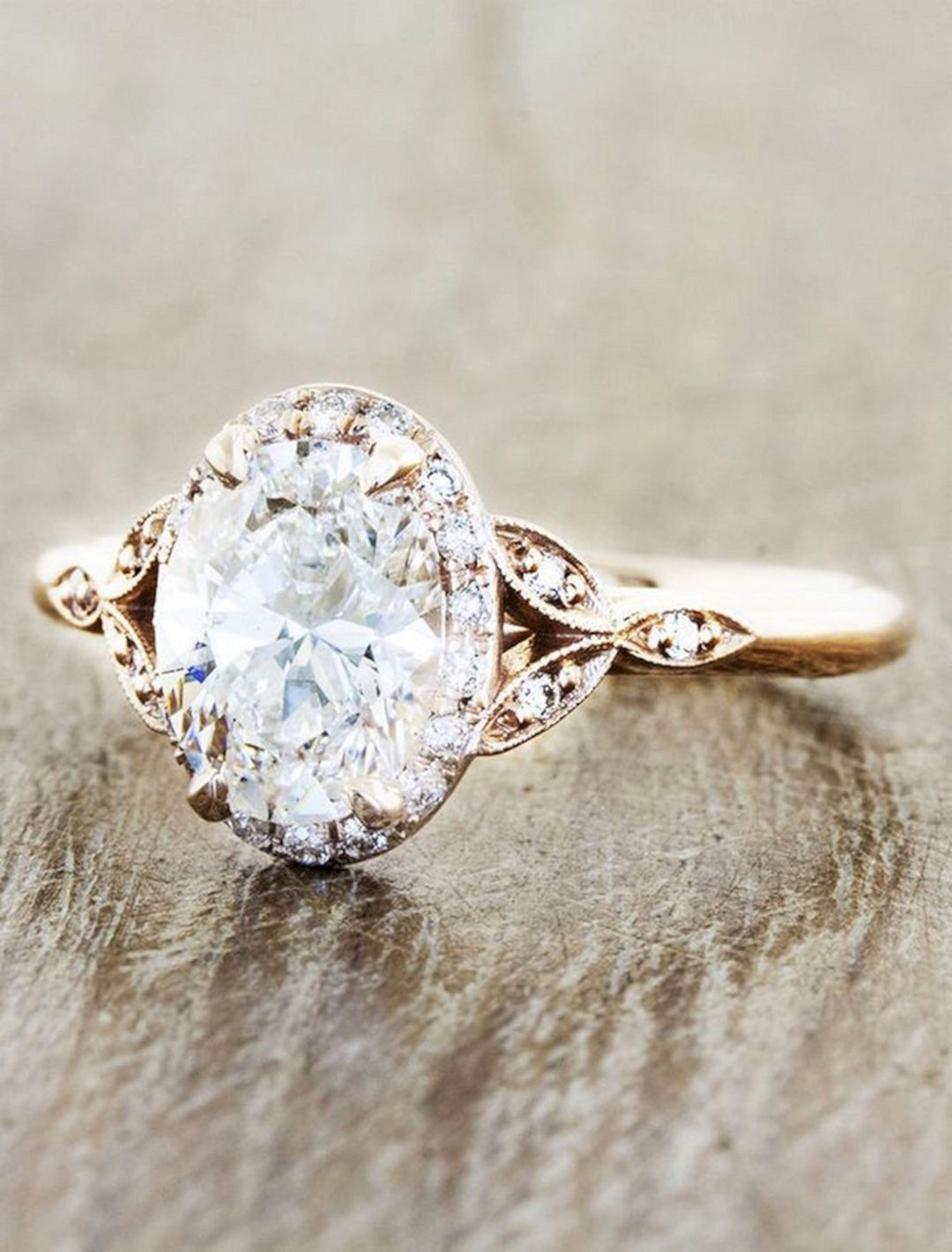 alternative pear engagement rings morganite gold listing gaudy classic il ring halo rose fullxfull promise