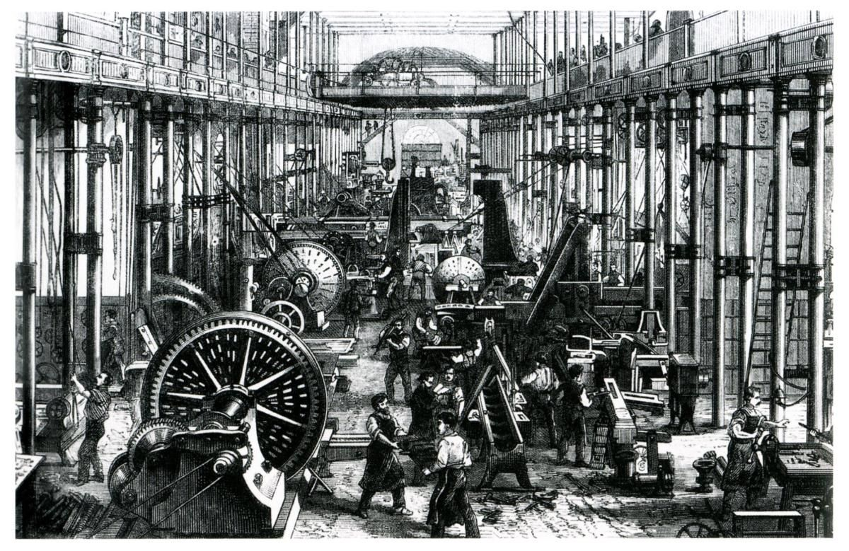 London And The Industrial Revolution In 2020 Industrial