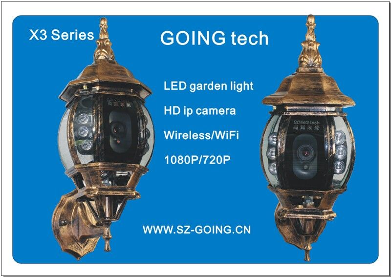 Outdoor Wireless Security Cameras with Lights See the Worlds