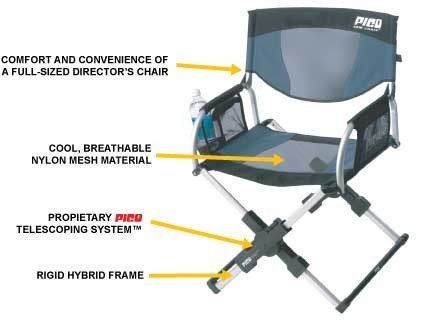 Pico Arm Chair Notebook Sized Camping Chair U003eu003eu003e For More Information, Visit  Image