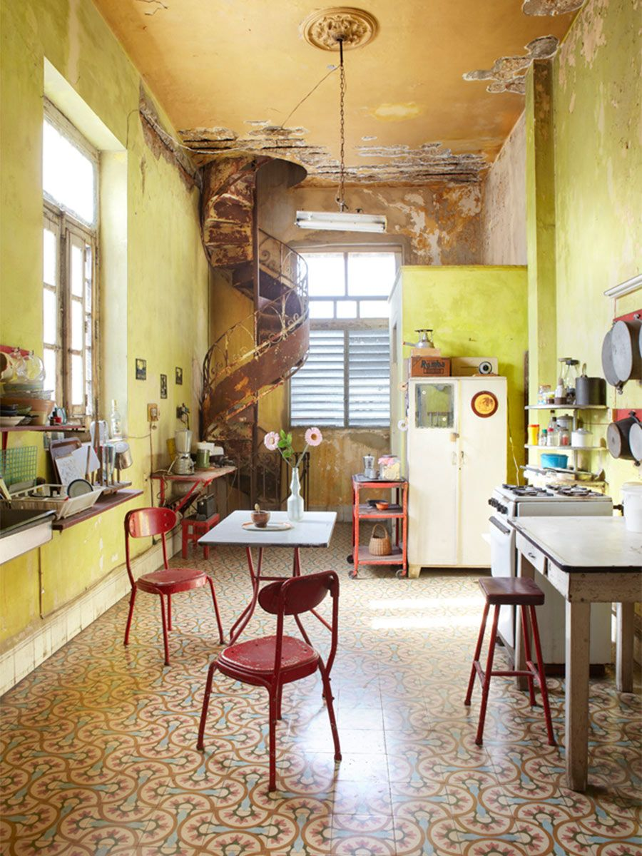 Spare Beauty, The Cuban Kitchen: Ellen Silverman