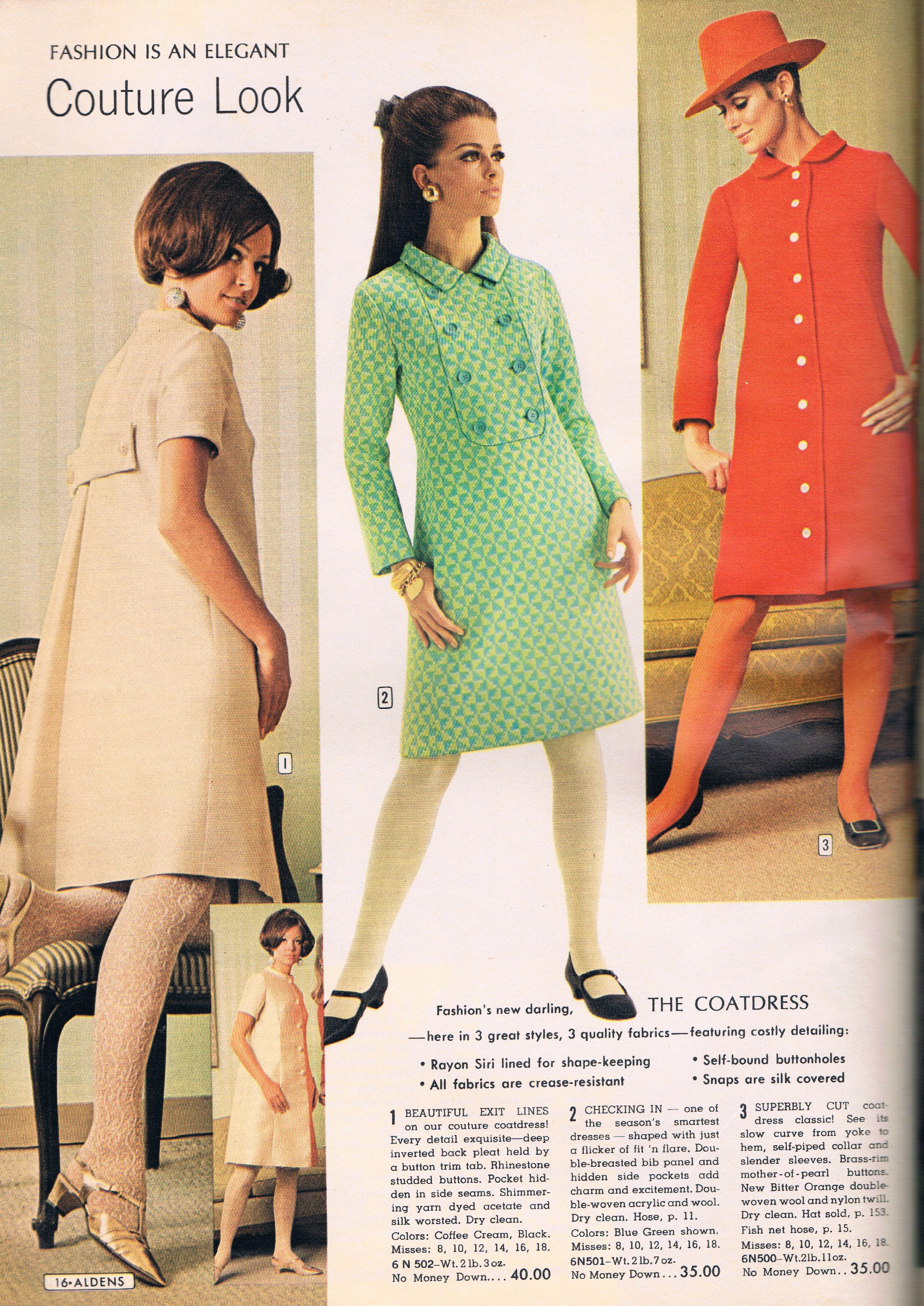 Aldens catalog 1967