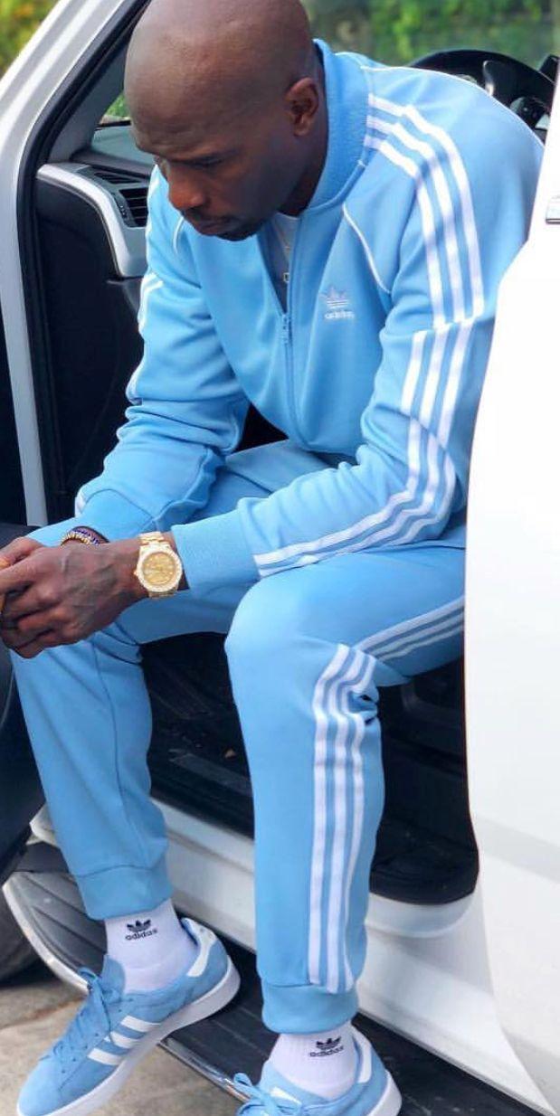 outfit sportivo uomo adidas