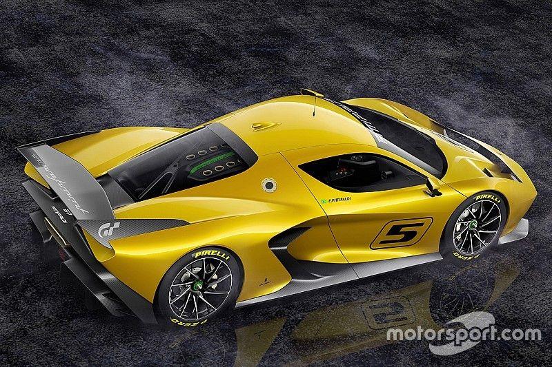 Emerson Fittipaldi Unveils New Ef7 Track Day Supercar Super Cars