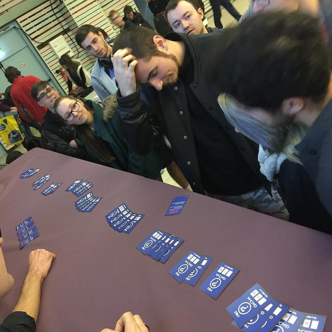@gachajam... The cards of the destiny process