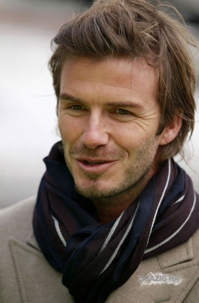Image Detail For David Beckham Long Hairstyle 674x1024 David Beckam Hairstyle Trend David Beckham Hairstyle Beckham Hair David Beckham Haircut