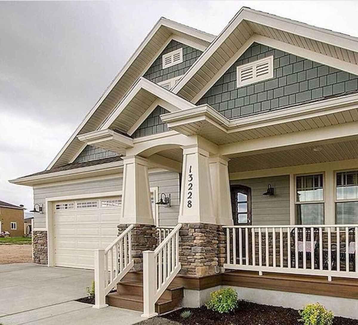 40 Amazing Craftsman Style Homes Design Ideas 18 House Paint Exterior House Exterior Exterior House Colors