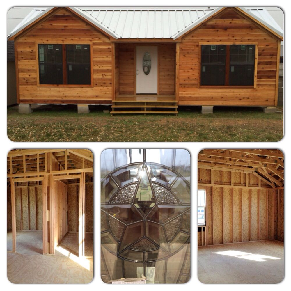 Ormeida Cabins We Build Custom Cabins At An Affordable Price We Also Offer Rent To Own With No Credit Check Www Rent2 Shed Cabins In Texas Tiny House Plans