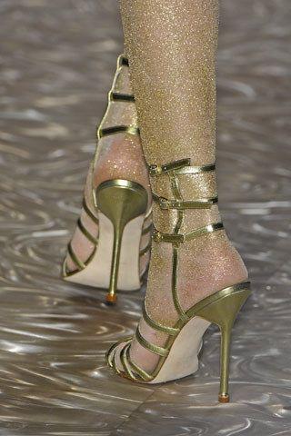 Jean Paul Gaultier Spring 2008 Couture Fashion Show Details