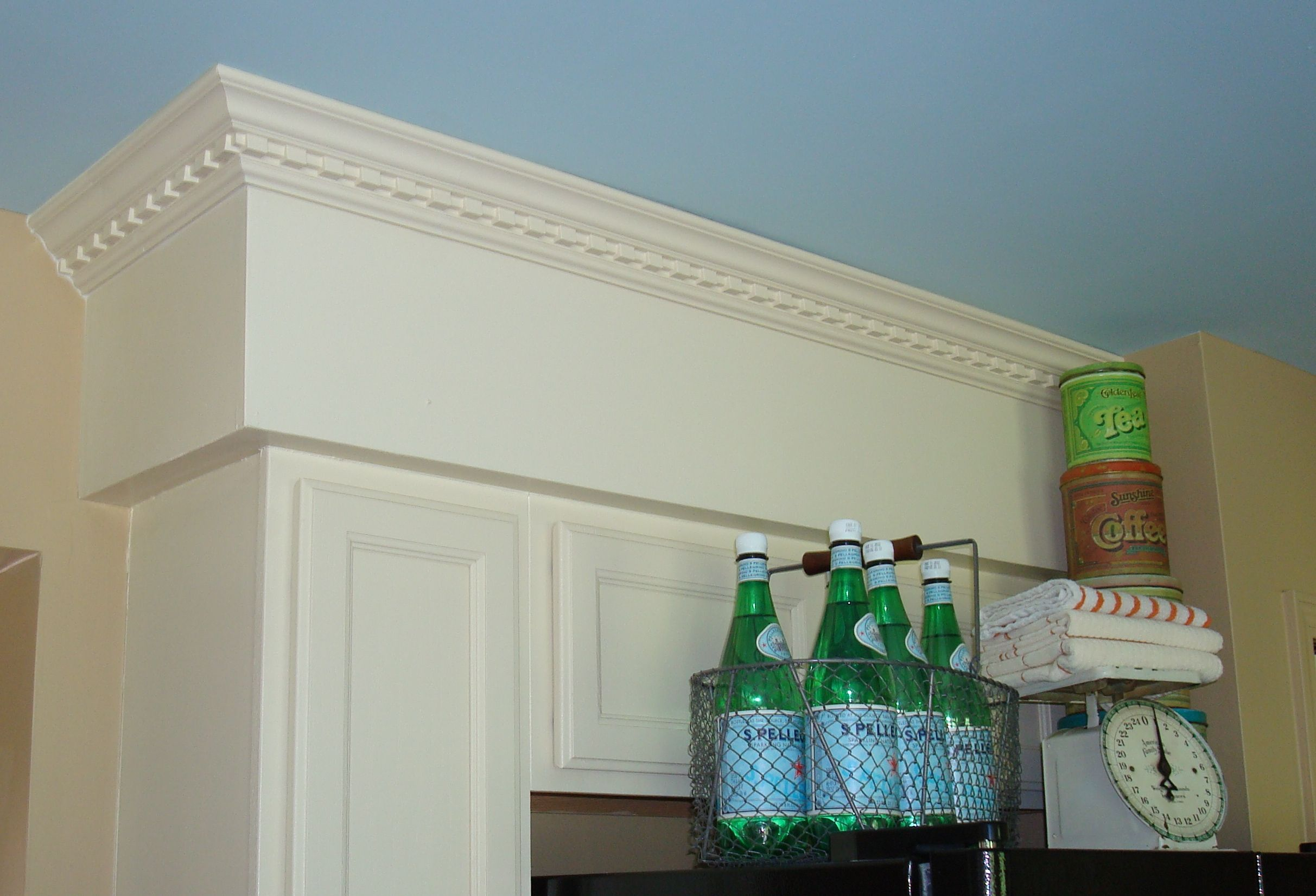 Crown Molding Cost Added Inexpensive Big Impact Crown Molding