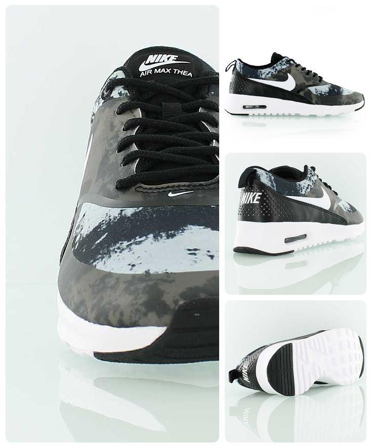Nike Air Max Thea Print | Style / Chaussures  |  | Frais Pieds