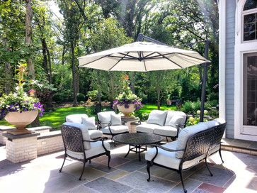 American Colonial - Lake Forest Outdoor Living and Dining