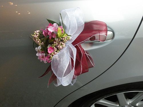 Simple wedding car decorations pictures wedding flowers 2013 simple wedding car decorations pictures wedding flowers 2013 junglespirit Image collections