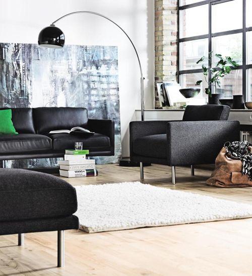 Arc Floor Lamp Living Room Light Fixtures Living Room