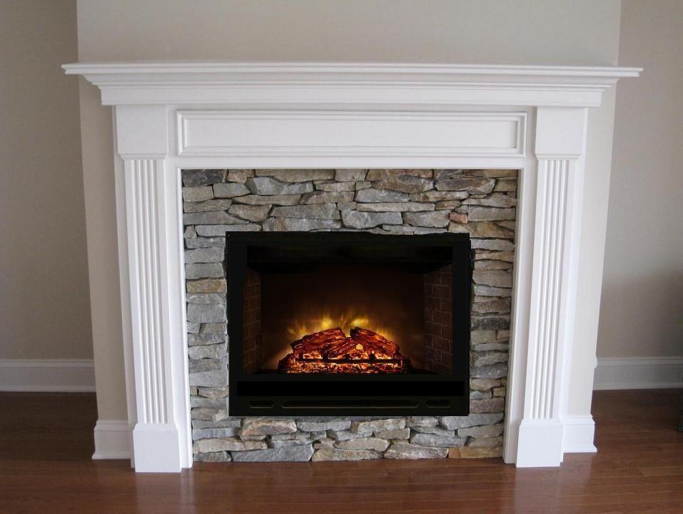 Leesburg Wood Fireplace Mantel Custom Wood Fireplace Mantel Home Fireplace Fireplace Surrounds