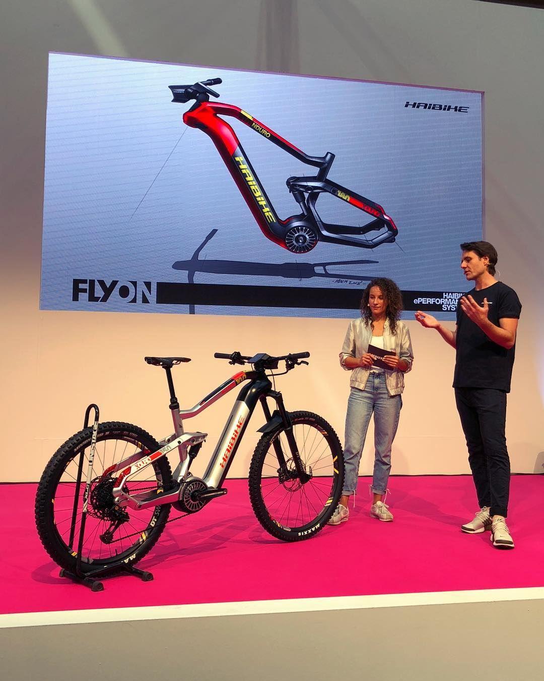 Haibike Flyon 2019 Eperformance System And Haibike Models Evnerds Electric Bikes Uk Electric Bike Ebike