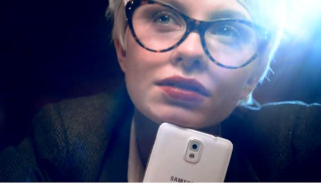 IXOUSART: El ecosistema smartphone está al rojo vivo: El último spot de Samsung nos invita a soñar