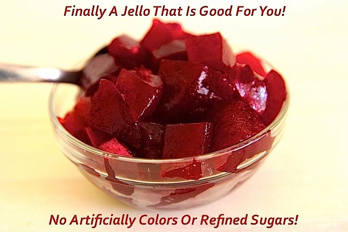 Family Friendly Fridays ~ Finally A Jello That Is Good For You ...