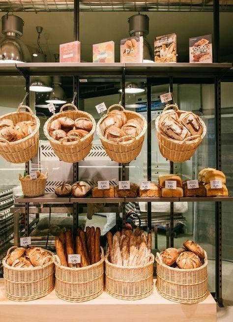 Pin de ogeid en concepto panader a tiendas de panader a for Tiendas de muebles para restaurantes