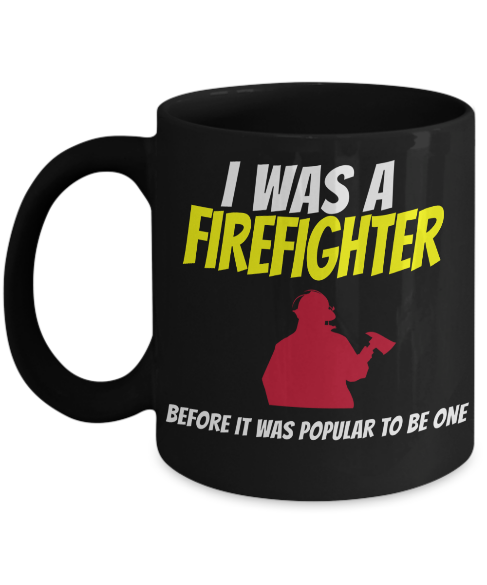 Volunteer Firefighter Gifts For Men - Gifts For A ...
